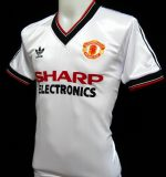 Manchester United Away Shirt 1982/83