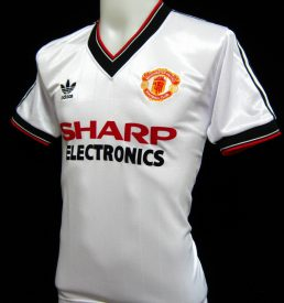 Manchester United away shirt 1982