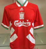Liverpool home shirt 1994