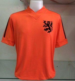 Johan Cruyff 1974 Holland shirt