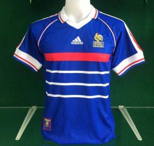 France 1998 Retro Shirt