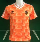 Netherlands 1988 Retro Shirt