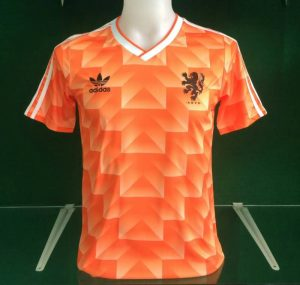 Netherlands 1988 Retro Shirt