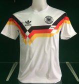 Germany 1990 Home Shirt