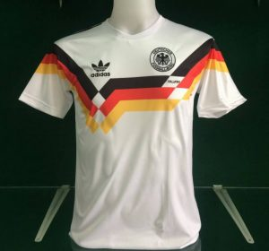 Germany 1990 Home Shirt