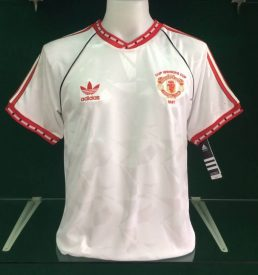 Manchester United 1991 Cup Winners Cup Final