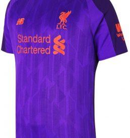 liverpool away shirt