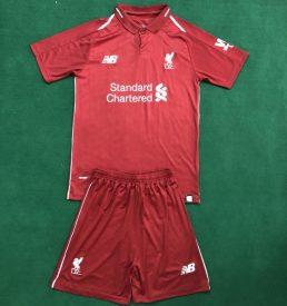 Kids Liverpool Home Kit