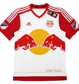 New York Red Bulls Player Issue Home Shirt