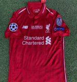 Liverpool 2019 Champions League Final Shirt