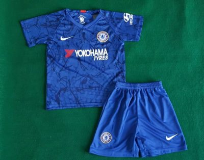 Kids Chelsea Home Kit 2019/20