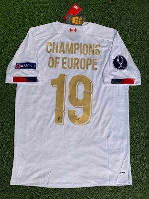 Liverpool Away Shirt 2019/20 Special Edition