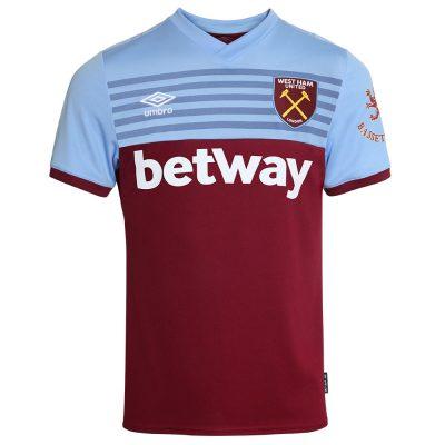 West Ham Home Shirt 2019/20