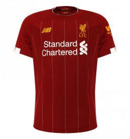 Liverpool Home Shirt 2019/20