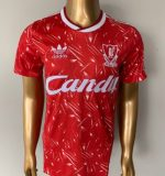 Liverpool home shirt 89/91