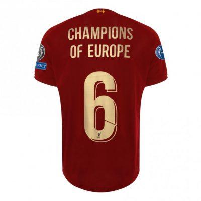 Liverpool home shirt 2019/20 Season Special Edition