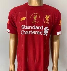 Liverpool Community Shield Shirt 2019