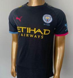 Manchester City Away Shirt