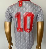 Liverpool Away Shirt 1989-91