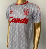 Liverpool Away Shirt 89/91