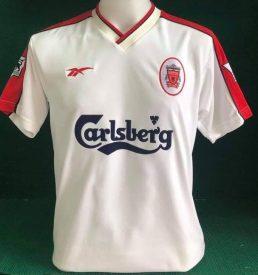 Liverpool away shirt 1998/99