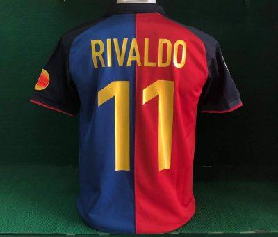 1999 Barcelona Centenary Shirt