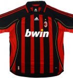 AC Milan Home Shirt 06/07
