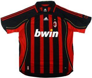 AC Milan Home Shirt 06/07