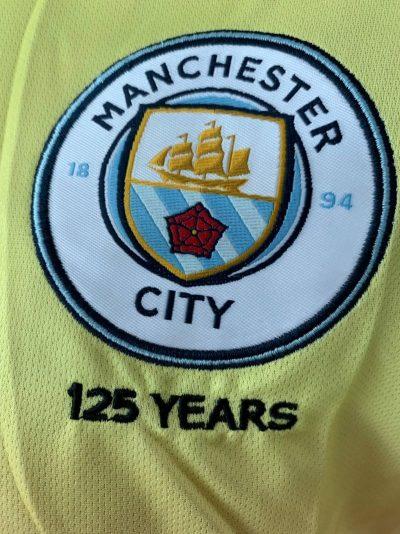 Manchester City 3rd Shirt 2019/20