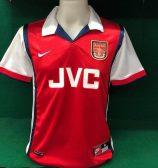 Arsenal Home Shirt 1998/99