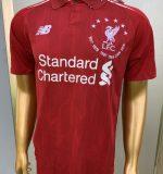 Liverpool Champions League shirt 2019