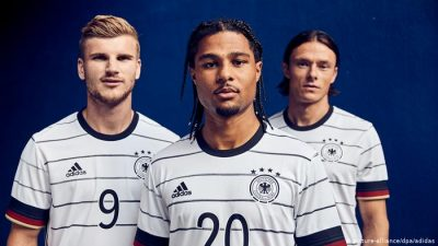 Germany 2020 Euro Home Shirt