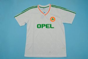 Retro Ireland 1990 Away Shirt