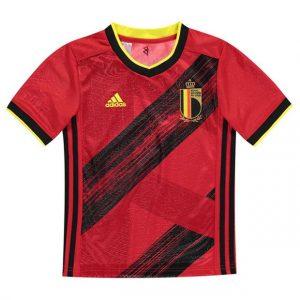 Belgium 2020 Home Shirt