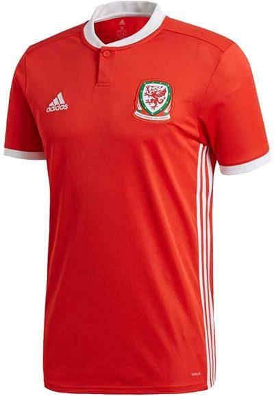 Wales 2020 Euro Home Shirt