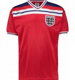 England 1982 Retro Away Shirt