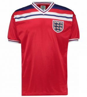England 1982 Away Shirt