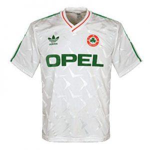 Ireland 1990 Away Shirt