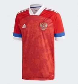 Russia 2020 Euro Home Shirt