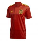 Spain 2020 Euro Home Shirt