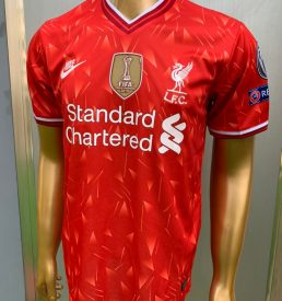 Liverpool Special Edition Home Shirt 2019/20