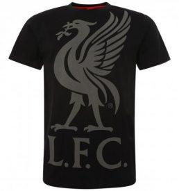 Liverpool LiverBird t-shirt Black