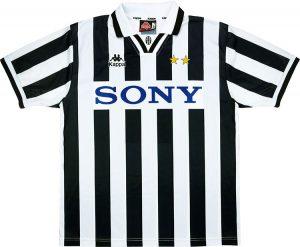 Juventus Home Shirt 1995/97