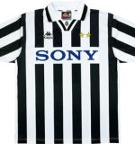 Juventus Home Shirt 1995/97