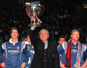 Rangers 1996 Shirt