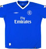 Chelsea 2003/05 shirt