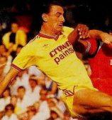 Liverpool 1986/87 3rd Shirt