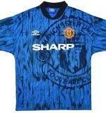 Manchester United Away Shirt 92/93