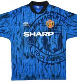 Manchester United Away Shirt 1992/93