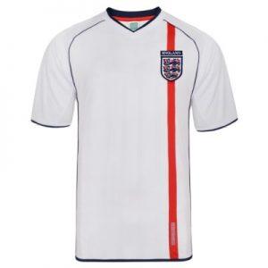 England 2002 World Cup Shirt